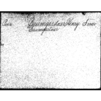 Baumgardner, Henry. Pension Application
